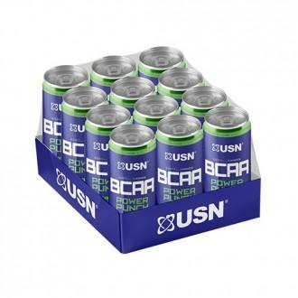 BCAA Power Punch RTD (12x330ml) - Usn