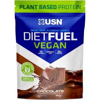 Diet Fuel Vegan (880g) - Usn