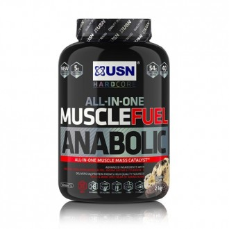 Muscle Fuel Anabolic (2000g) - Usn