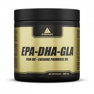 EPA - DHA - GLA (90 Caps) - Peak