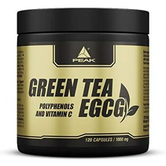 Green Tea Extract EGCG (120 Caps) - Peak