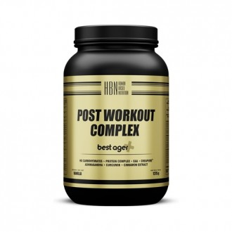 HBN - Post Workout Complex Best Ager...