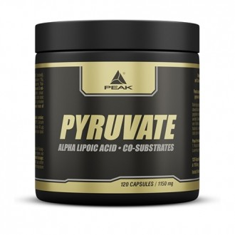 Pyruvate (120 Caps) - Peak