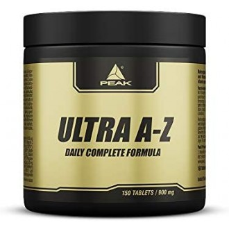 Ultra A/Z (150 Tabs) - Peak