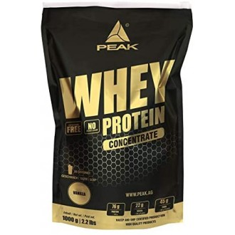 Whey Protein Concentrate (1000g) - Peak