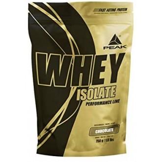 Whey Protein Isolate (750g) - Peak