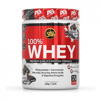100% Whey Protein (450g) - All Stars