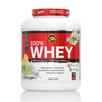 100% Whey Protein (2270g) - All Stars