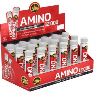 Amino 12.000 (18x25ml) - All Stars