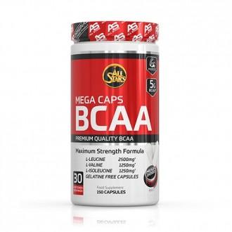 BCAA Mega Caps (150 caps) - All Stars