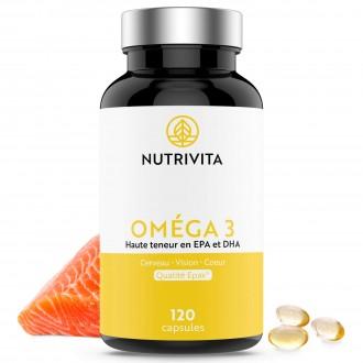 OMEGA 3 EPAX - Nutrivita