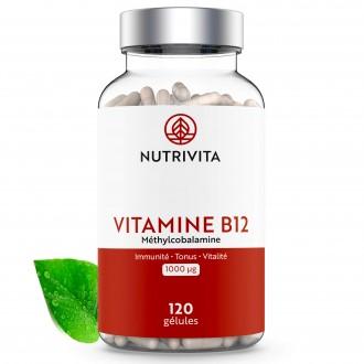 VITAMINE B12 - Nutrivita