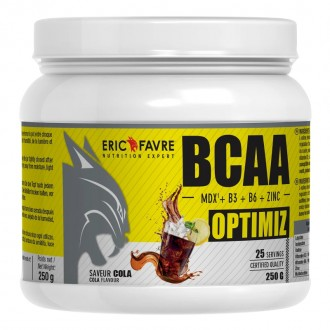 BCAA Optimiz - Eric Favre