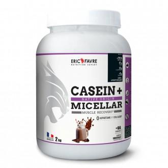 Casein + Micellar 2000g - Eric Favre