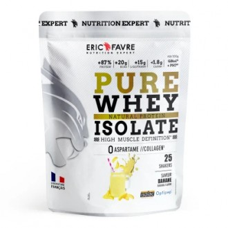 Pure Whey 100% Isolate - Eric Favre