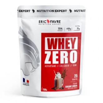 Pure Whey Zero 750g - Eric Favre