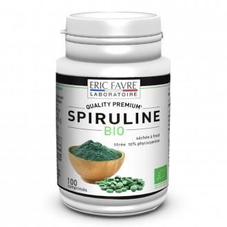 Spiruline Bio - Eric Favre