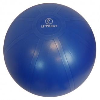 Ballon bleu - Diamètre 55cm - Leaderfit