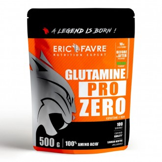 Glutamine Pro Zero - Eric Favre