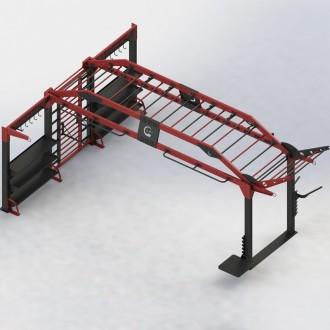 Cage Titan Leaderfit' L