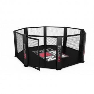 Cage MMA sur platine 5 m