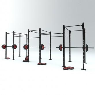Cage LF' - 6 postes