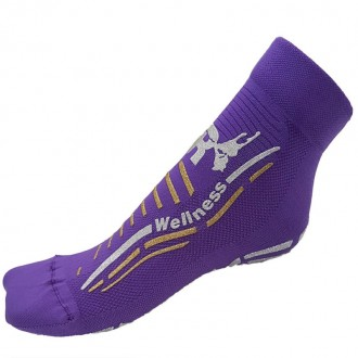 Chaussettes Wellness Classic violet