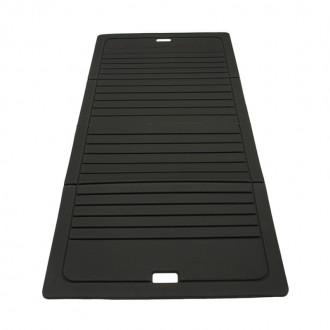 Tapis pliable 190X90cm noir