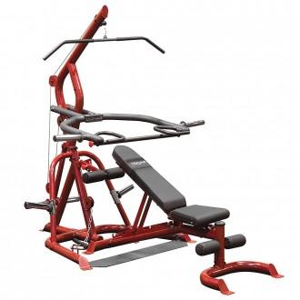 Corner Leverage Gym paquet GLGS100P4...