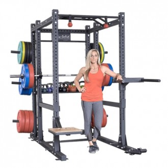 Body-Solid Pack Power Rack Squat...
