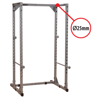 Powerline Cage à squat home - Body-Solid