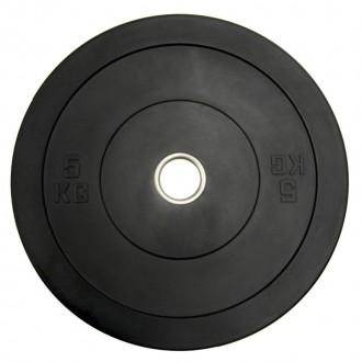 Disque Bumper noir