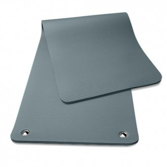 Fitness Exercise Mat gris - Body-Solid
