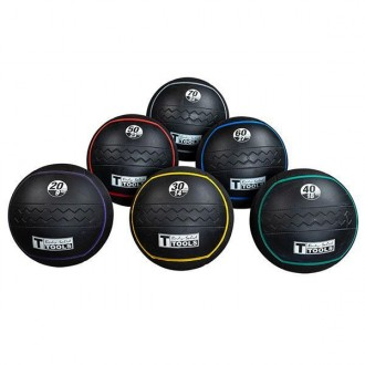 Body-Solid Tools Heavy Rubber Balls