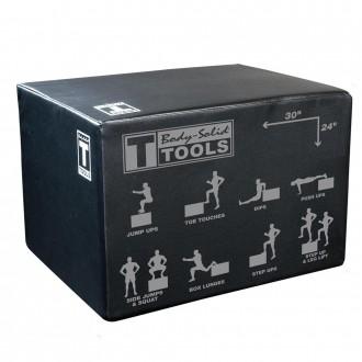 PlyoBox BSTSPBOX - Body-Solid
