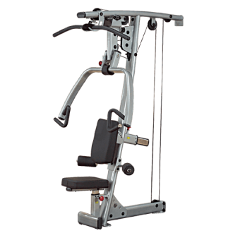 Body-Solid Pro Dual Extension modulaire Poitrine et Triceps