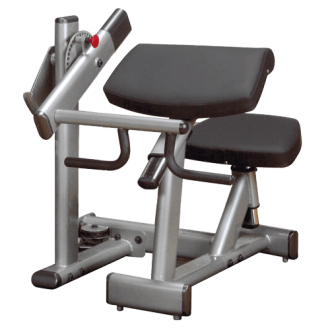 Body-Solid Pro Dual Extension modulaire Biceps et Triceps