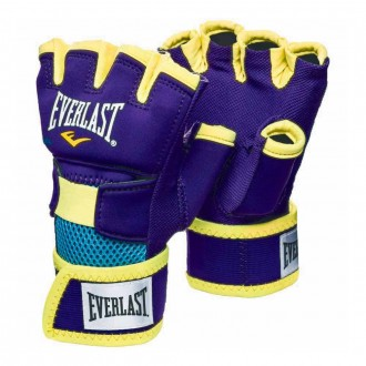 Evergel Glove Wrap (Purple/Yellow) -...
