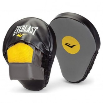Leather Mantis Punch Mitts - Everlast