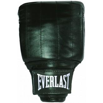 Leather Pro Bag Gloves Boston (Black)...