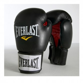 Moulded Foam Training Glove Leather...