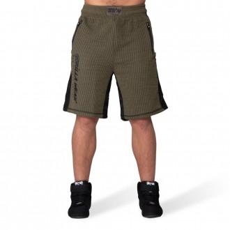 Augustine Old School Shorts - Gorilla Wear