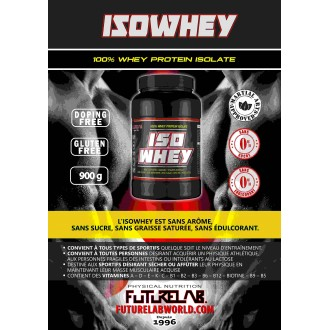 Iso Whey - Futurelab Muscle Nutrition