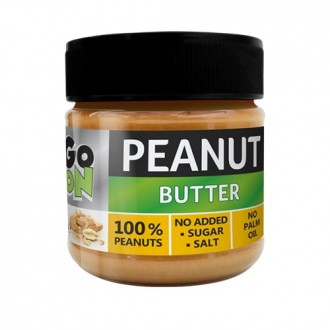 Peanut Butter (180g) - Go On Nutrition