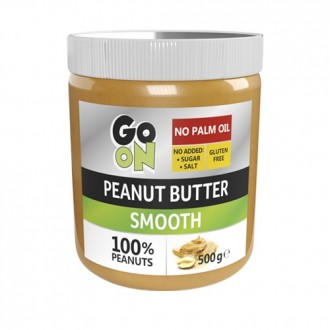 Peanut Butter (500g) - Go On Nutrition
