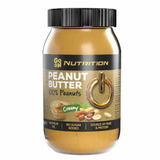 Peanut Butter (900g) - Go On Nutrition