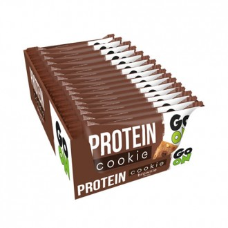 Protein Cookie (18x50g) - Go On Nutrition