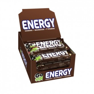Energy Bar (24x50g) - Go On Nutrition