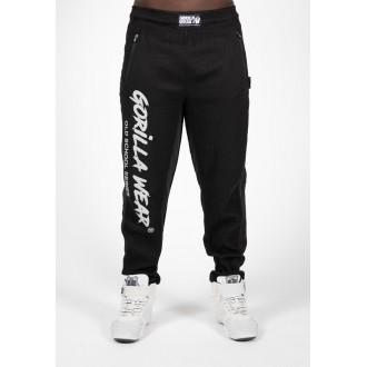Augustine Old School Pants - Black -...