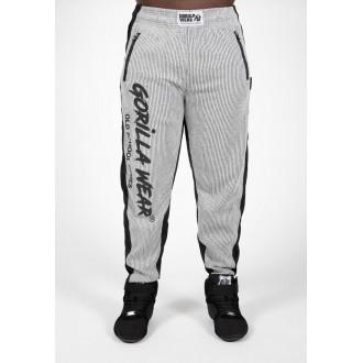 Augustine Old School Pants - Gray -...